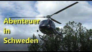 Was man in Schweden so alles machen kann