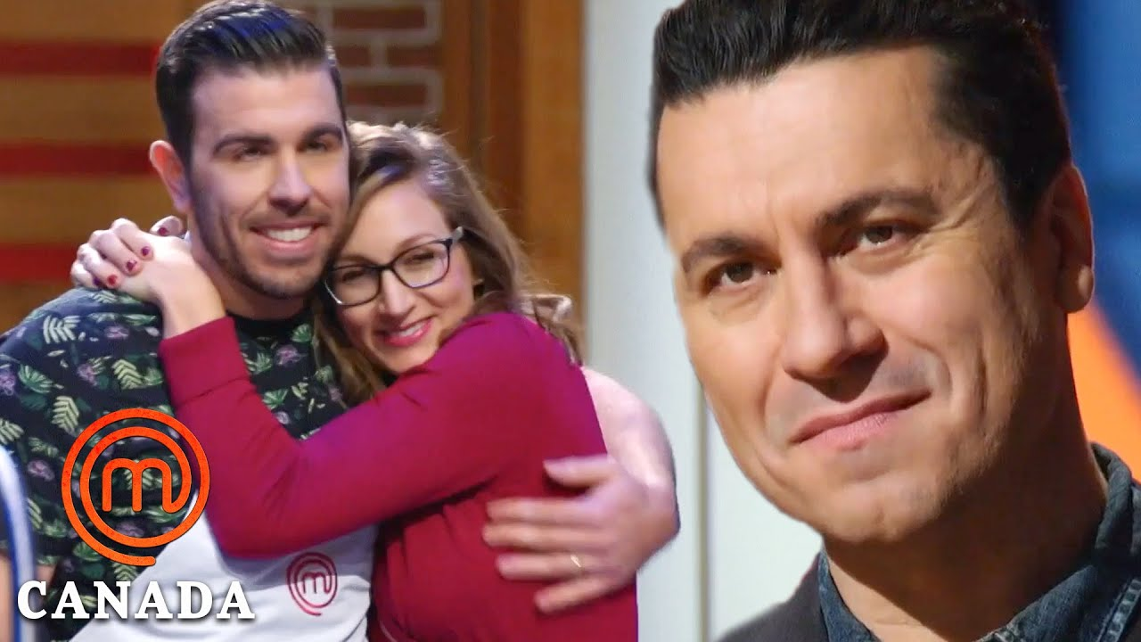 Cooking with Loved Ones | MasterChef Canada | MasterChef World