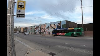 Mural in Milwaukee features former MCTS driver, other peacemakers
