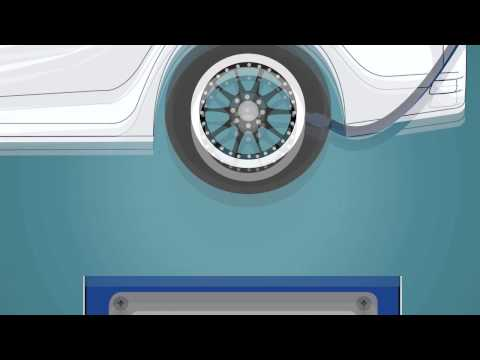 วิธีการเติมลมยางรถยนต์ By TOYOTA BUZZ
