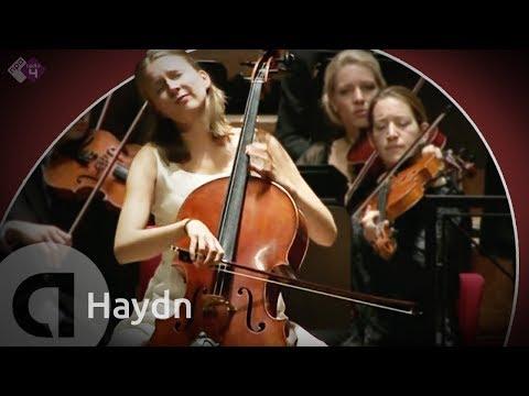 Haydn: Celloconcert in C - Marie-Elisabeth Hecker & Radio Kamer Filharmonie [HD]
