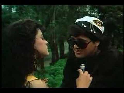 Govinda & Juhi Chawla