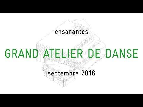 ensanantes - Grand Atelier de Danse 2016