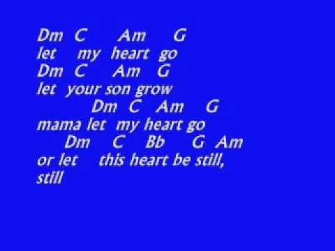 letras e cifras-mama said-metallica