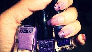 REVIEW THE FACE SHOP Gradation Art Nails