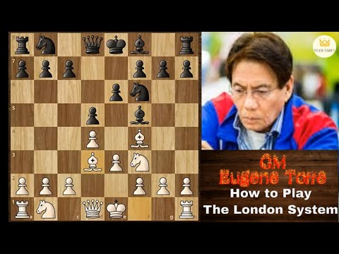 How To Play  The London System By GM Eugene Torre