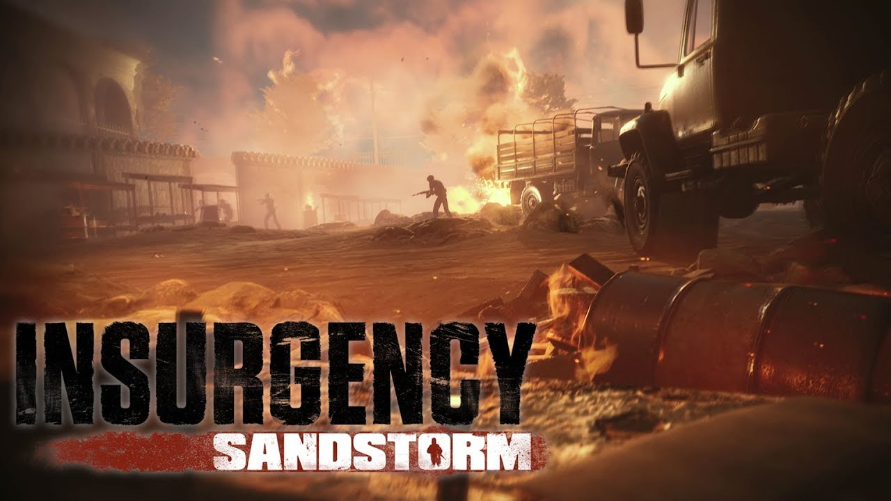 Insurgency: Sandstorm is a harrowing depiction of combat