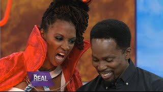 Harold Perrineau Plays 'Do the Right Thing'