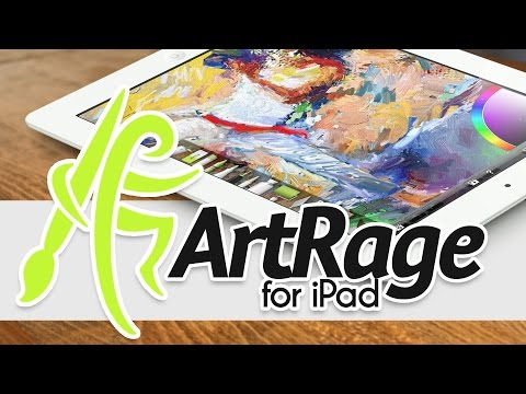 Art Rage for iPad