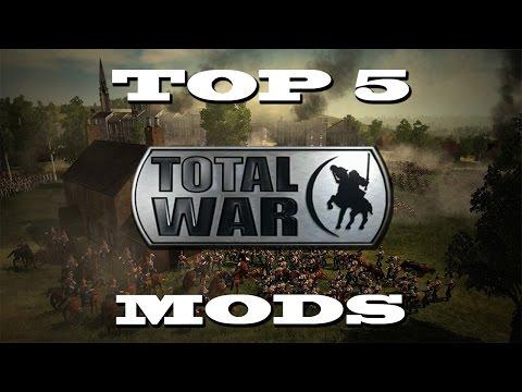 Die 5 besten Mods für Total War (Deutsch) - TOP 5