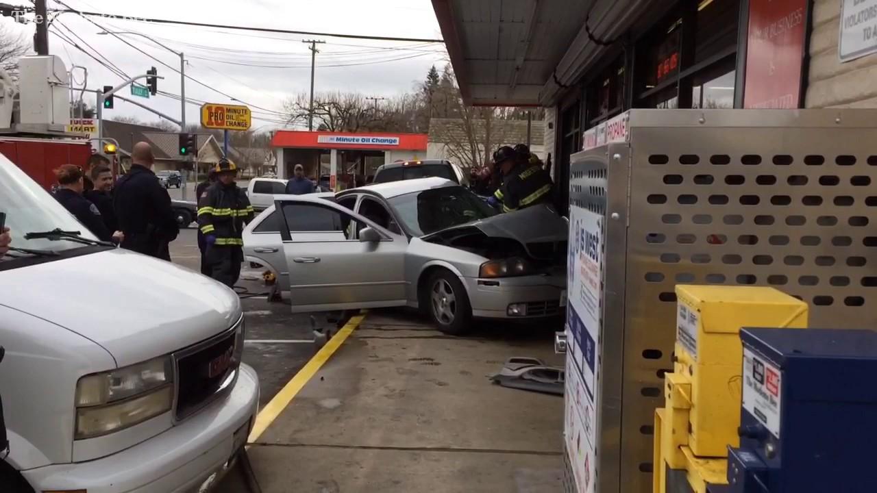 Crash on Tully Road in Modesto