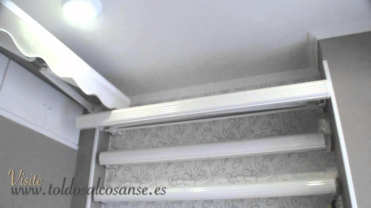 Toldos balc n toldos para balc n y terrazas toldos for Toldos verticales para terrazas