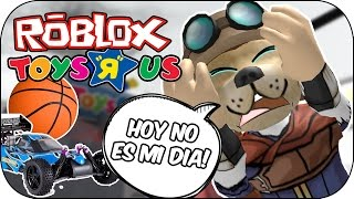 ROBLOX - Today is not my day! - Escape Toys'R'US