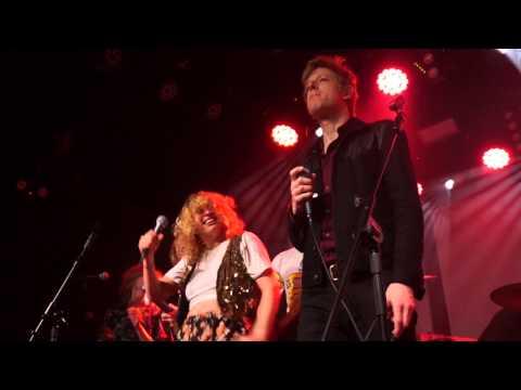 Sweet Spirit & Britt Daniel - Paper Tiger, Live at the Teragram Ballroom, May 31, 2015