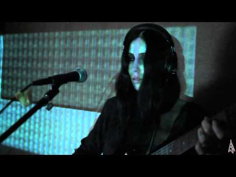 Chelsea Wolfe - Tracks (Tall Bodies) + Pale On Pale | Newtown Radio | Swan7 Studio
