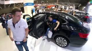 Geely на ММАС 2016