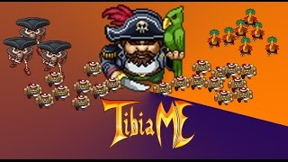 Tibiame - Akanato and Shelly - Become a Pirate
