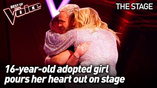 Trinity-Leigh Cooper sings 'Stone Cold' by Demi Lovato | The Voice Stage #61