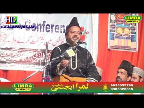 Maulana Dr  Zakir Hussain Gayavi Part 1 12 April 2017 Rajajipuram Lucknow HD India