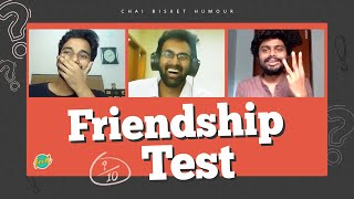 How Well Do CB Food Boys Know Each Other? | Chai Bisket Food