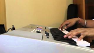 Fan Music on keyboard - Shah Rukh Khan