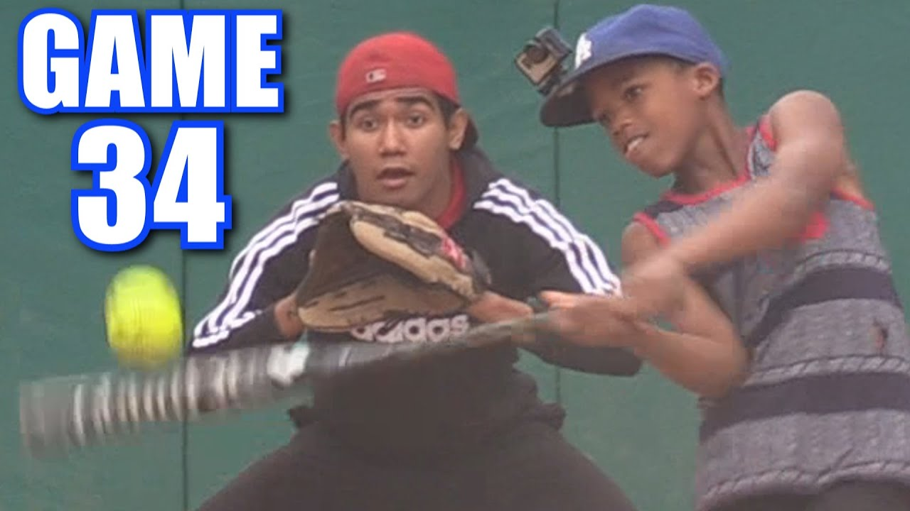 GABE CAM IS BACK! | On-Season Softball Series | Game 34 ...