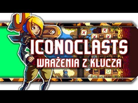 🔥 Iconoclasts / Dobry powrót gatunku metroidvania?