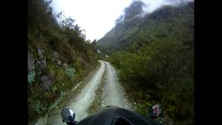 Motorcycle Ride USA to South America - 19 Countries, 60,000km, 250 Days