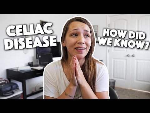 HOW WE KNEW OUR DAUGHTER HAS CELIAC DISEASE