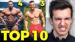 Die besten YouTuber Körper – TOP 10 Bewertung | Tim Gabel