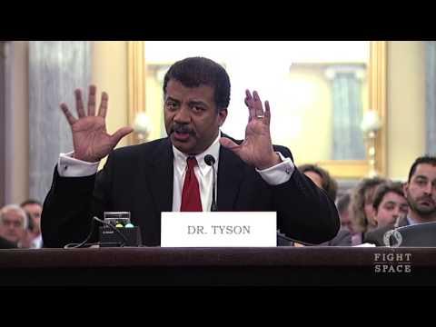 Neil DeGrasse Tyson: U.S. Senate Testimony - March 7, 2012