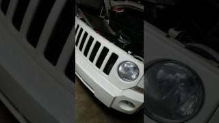 Jeep Patriot clutch replacement Part 1