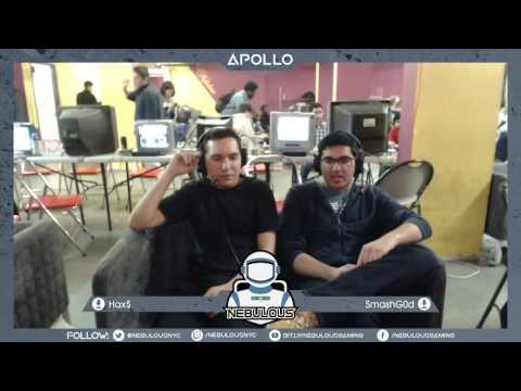 Hax and SmashG0d Post Tournament Interview