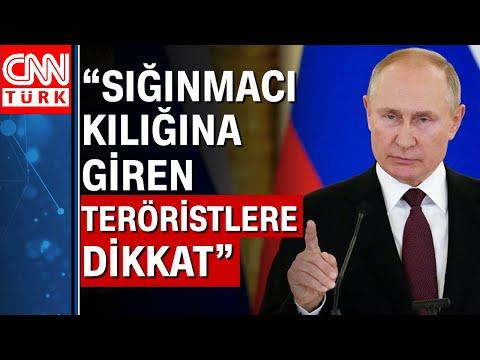 Vladimir Putin ve Merkel'den Taliban açıklaması!