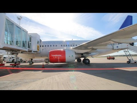 Flying the baby Boeing. SAS 737-600 trip report MMX-ARN