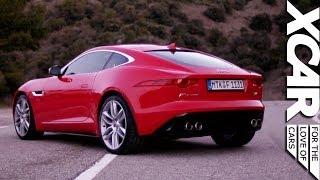 Jaguar F-Type R Coupe 2015 Videos