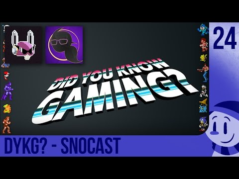 snoCast - Did You Know Gaming? (feat. Raguio & ShayMay) // Ep. 24