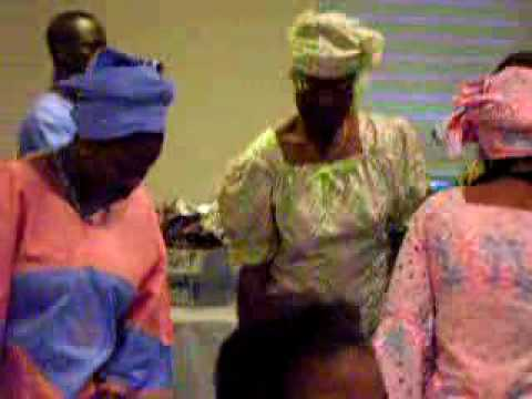 Baby Naming ceremony - African style