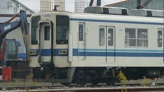 【廃車】東武東上線8000系 8181F 廃車回送