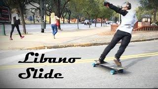 Libano Slide - Slow Motion Iphone 6 test
