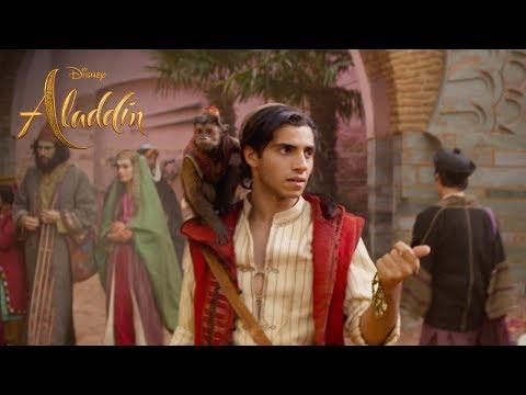 "Disney's Aladdin - ""Stumbled On"" TV Spot"