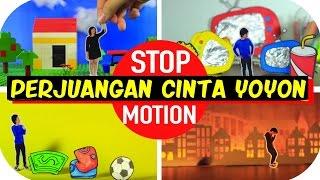 PERJUANGAN CINTA YOYON [Stop Motion] Mp3