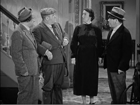 Minerva Urecal - THEY STOOGE TO CONGA (1943) Three Stooges