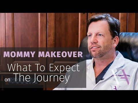 What to Expect When Getting a Mommy Makeover: The Cosmetic Surgery Journey