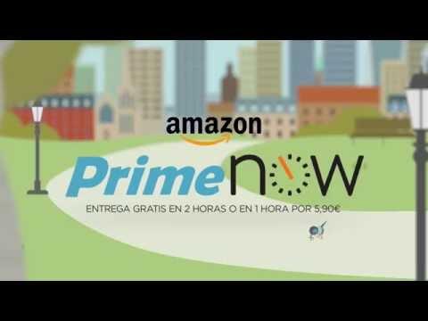Amazon Prime Now - Entrega en una hora