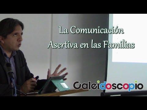 La comunicación asertiva en las familias
