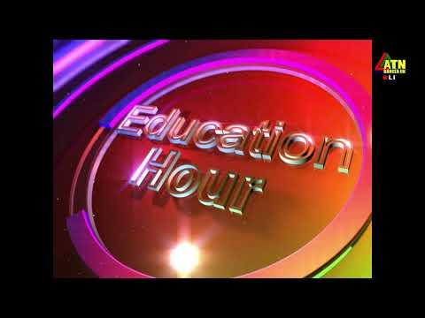 Education Hour , 30-09-2020,  Atn Bangla uk
