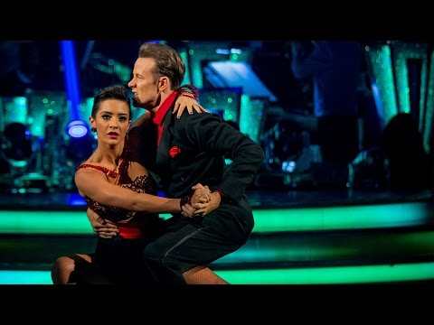 Frankie Bridge & Kevin Clifton Argentine Tango to 'The 5th' - Strictly Come Dancing: 2014 - BBC One from YouTube · Duration:  1 minutes 43 seconds