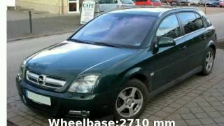 2005 Opel Signum 2.0 DTI Exhaust Power Specs Engine Release Date Equipment Details