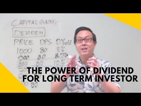 Passive Income dari Investasi Saham